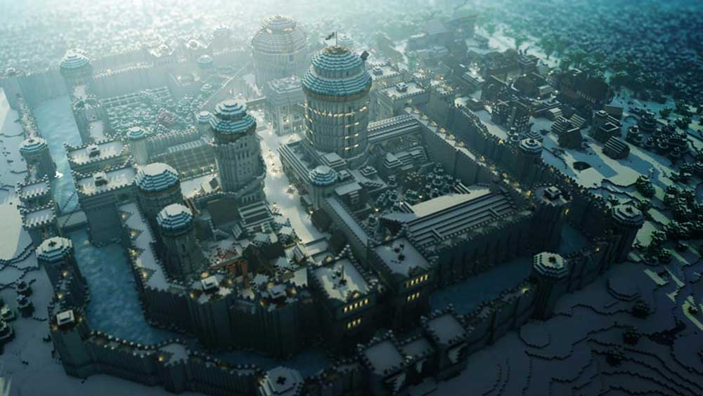 Clip des Tages: Game of Blocks (Game of Thrones in Minecraft)