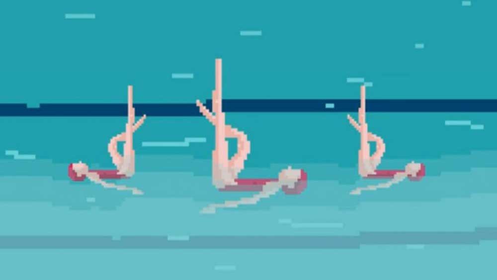 Clip des Tages: The 8-Bit Games!