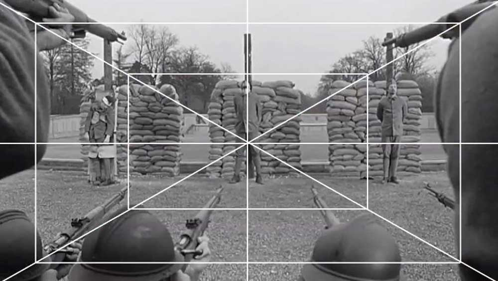 Clip des Tages: Stanley Kubricks One-Point Perspective