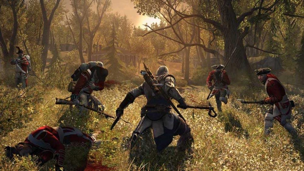 Assassin's Creed III (mit Gewinnspiel)