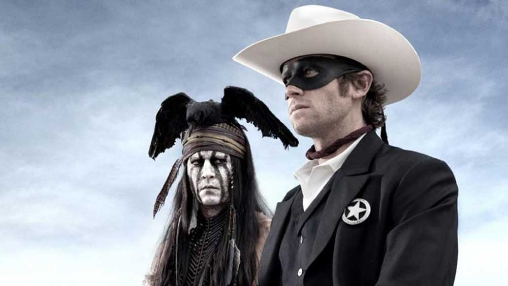 Trailer: The Lone Ranger
