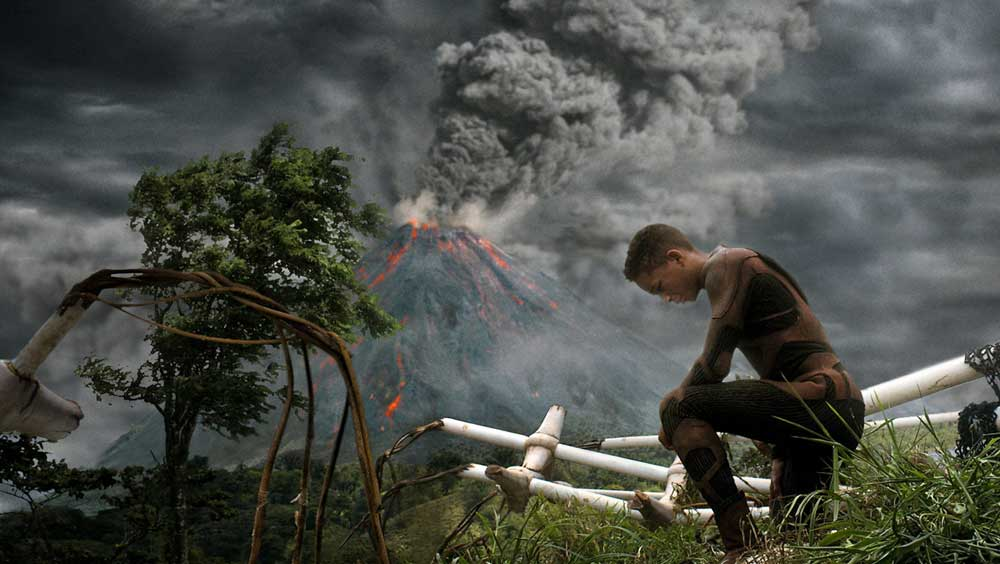 Trailer: After Earth