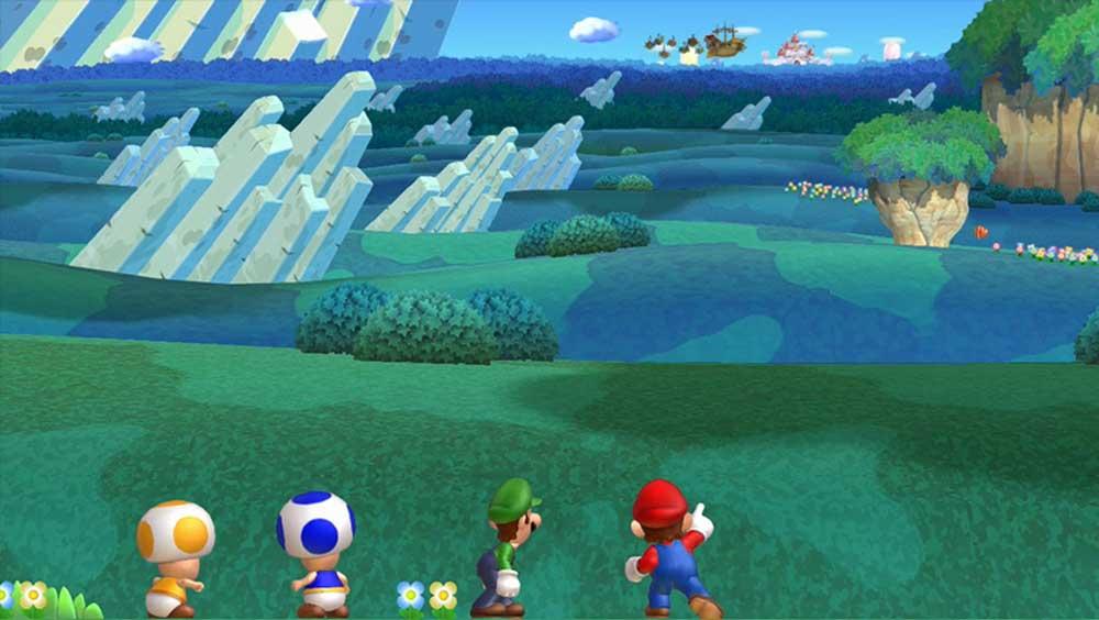 Nintendo Wii U: Das Exklusiv-Titel Line-Up