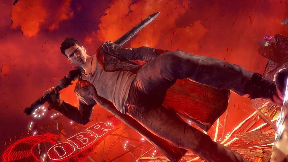 Trailer: DmC – Devil May Cry