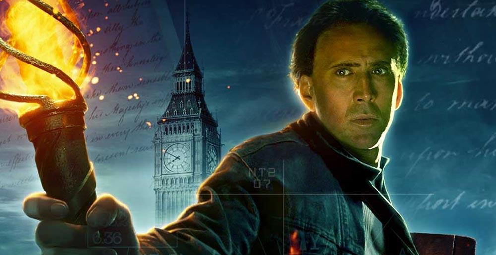 Clip des Tages: Nicolas Cage Losing His Shit