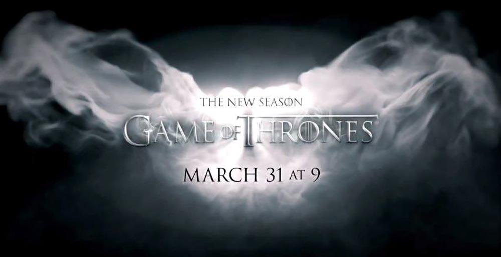 Trailer: Game of Thrones – Season 3 (#1)