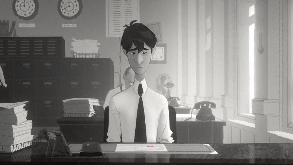 Clip des Tages: Paperman