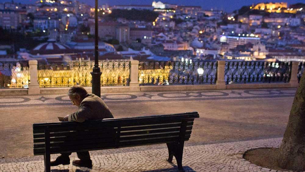 Nachtzug nach Lissabon