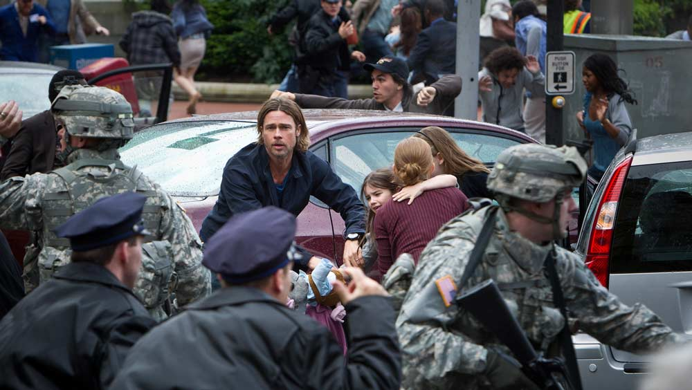 Trailer: World War Z (#2)