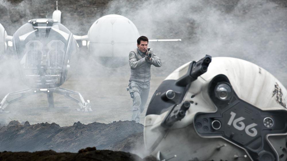 Oblivion Kritik Review Hanna Stein Pressplay