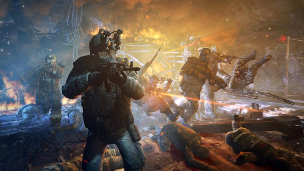 Trailer: Metro: Last Light – Mobius