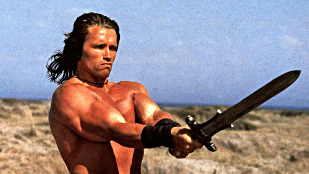 Filmkritik in zwei Sätzen: Conan the Barbarian