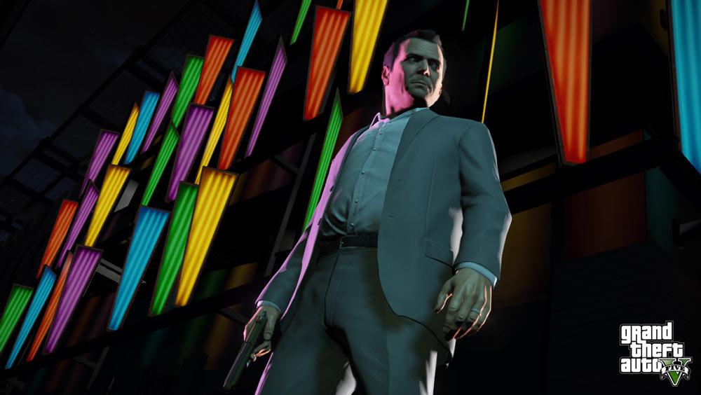 Trailer: Grand Theft Auto V (Gameplay)