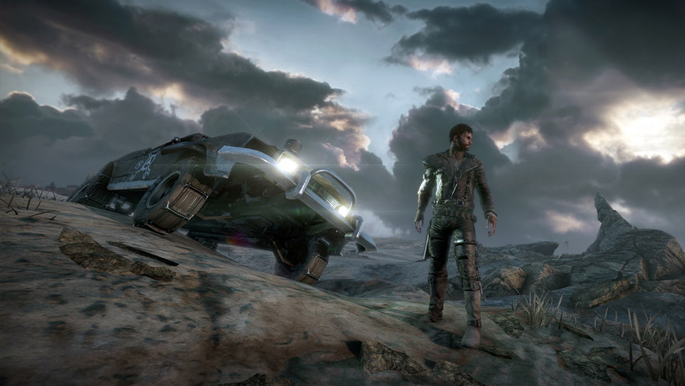 Trailer: Mad Max (Gameplay Reveal)