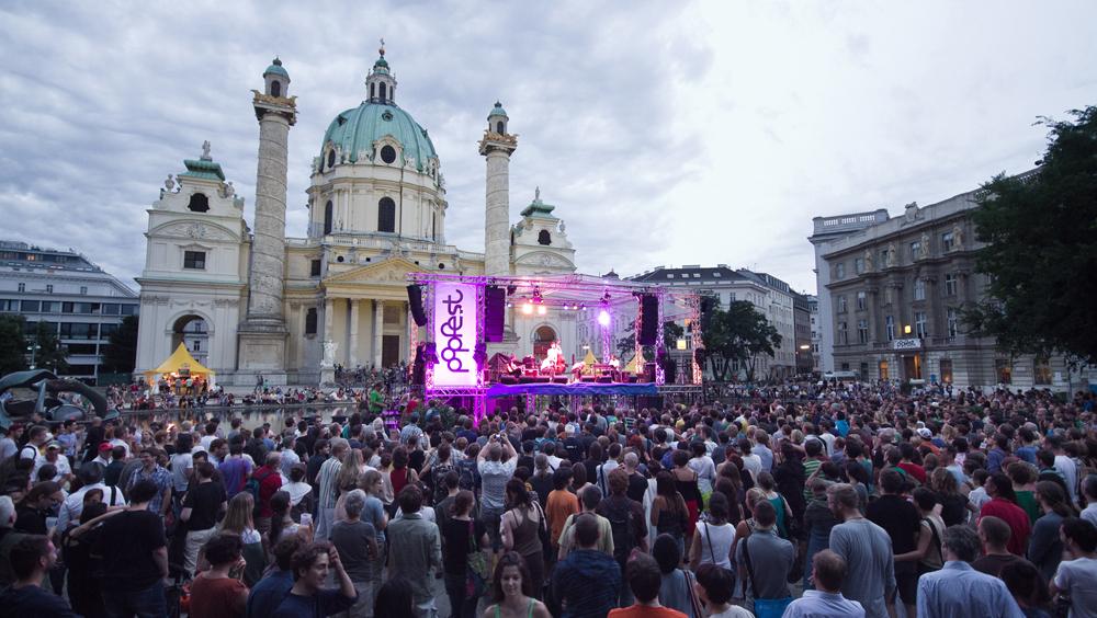Popfest 2013: Das Line-Up zum bunten Treiben