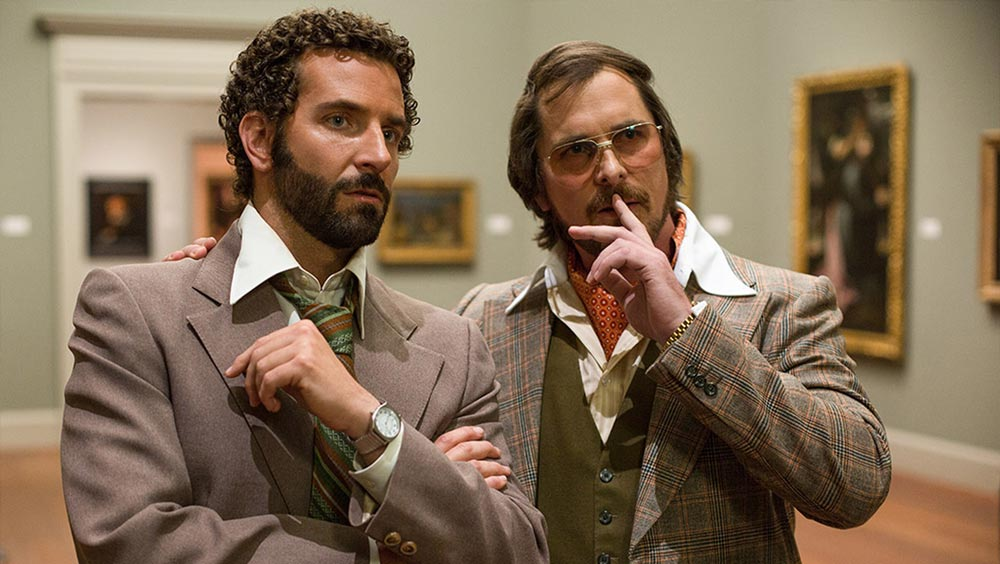 Trailer: American Hustle