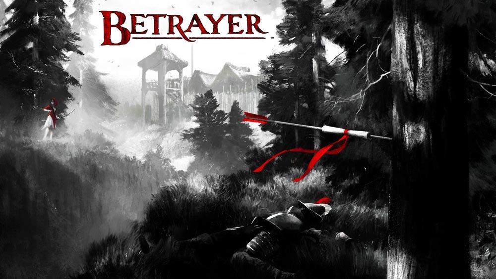 Trailer: Betrayer
