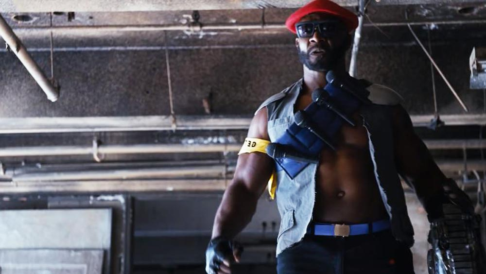 Clip des Tages: Major Lazer – Scare Me feat. Peaches & Timberlee