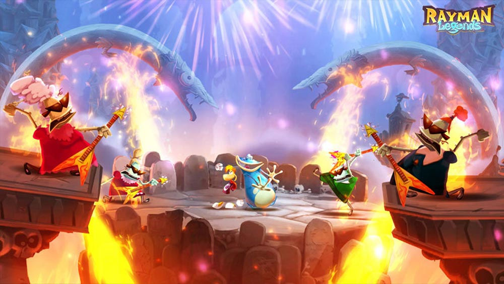 Clip des Tages: Rayman Legends