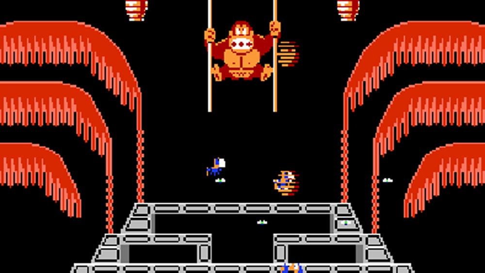 Donkey-Kong-3-©-1984-Nintendo