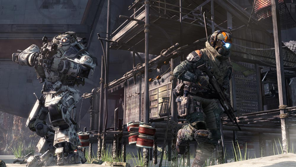 Trailer: Titanfall (Official Angel City Gameplay)