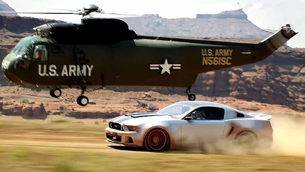 Trailer: Need for Speed (The Movie)
