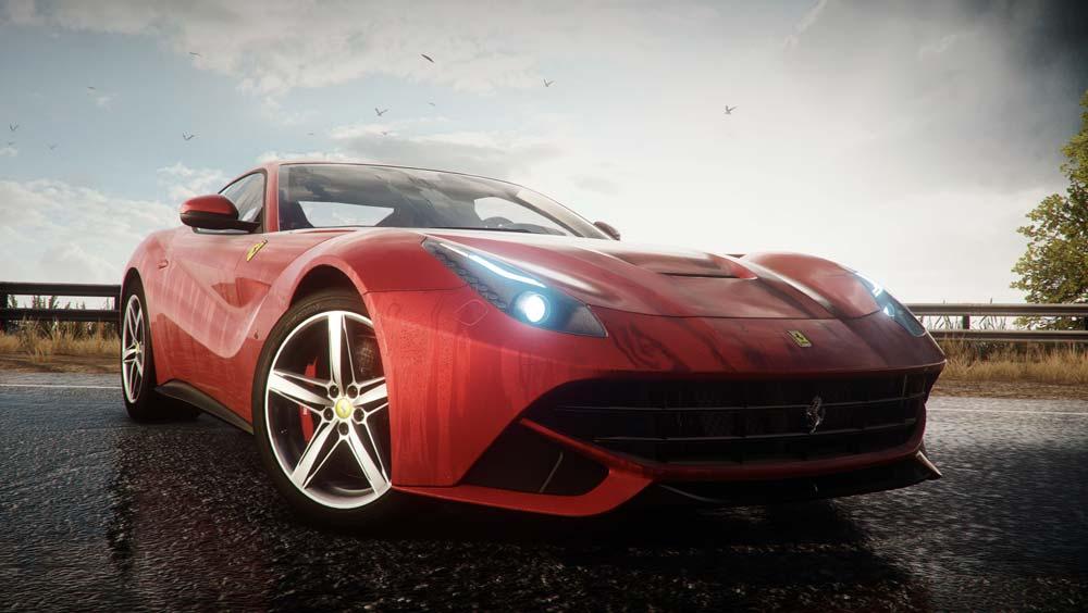 Need For Speed Rivals Gewinnspiel