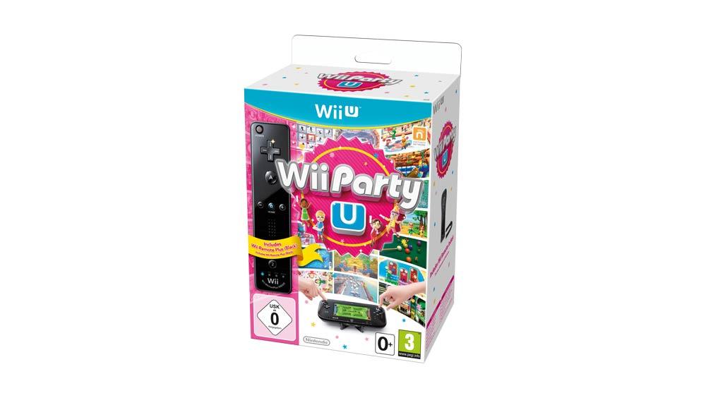Wii Party U Gewinnspiel