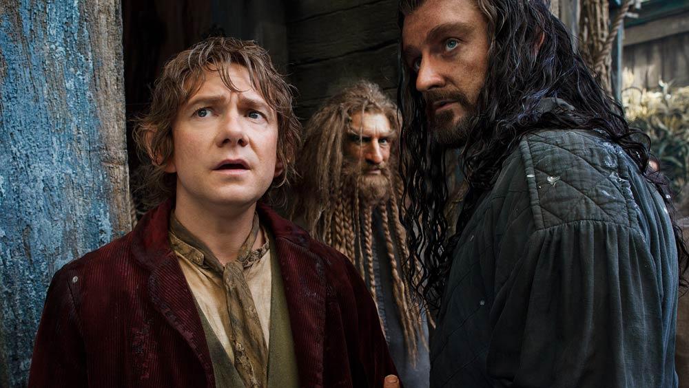 Im Kino mit dem Hobbit