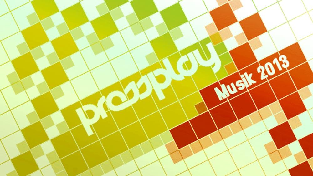 Jahrescharts der Redaktion: Musik – Teil 2!