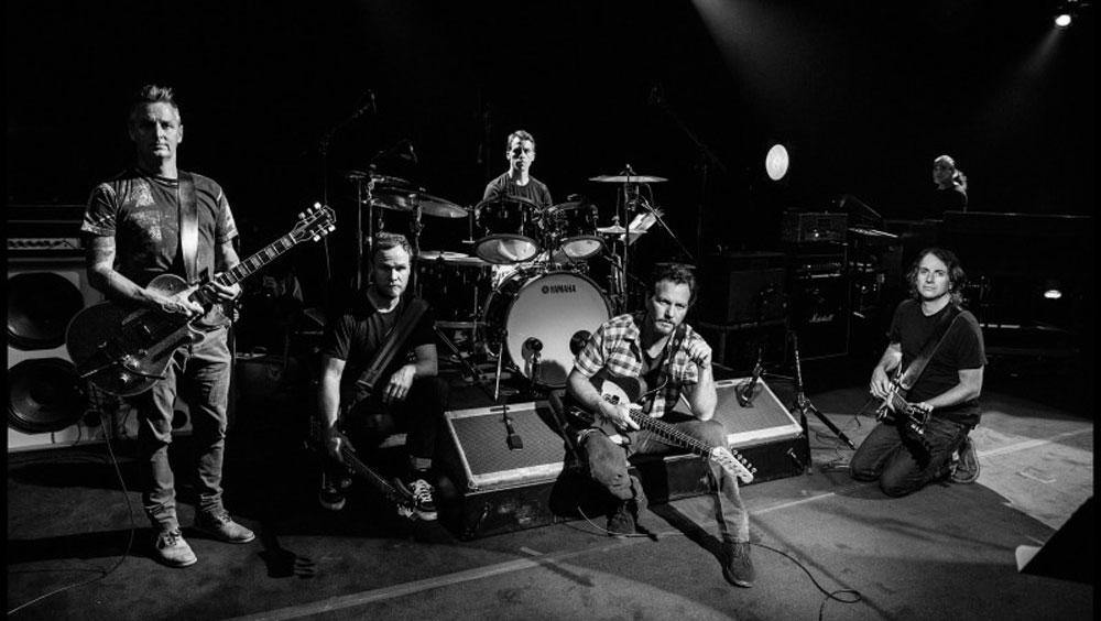 Pearl Jam © Universal Music