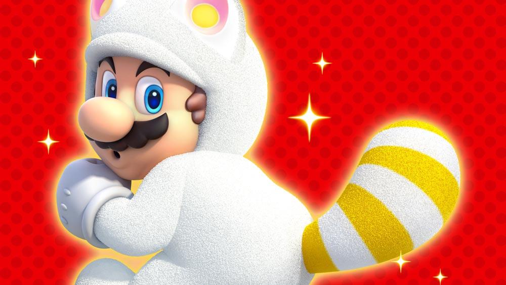 Super Mario 3D World Gewinnspiel