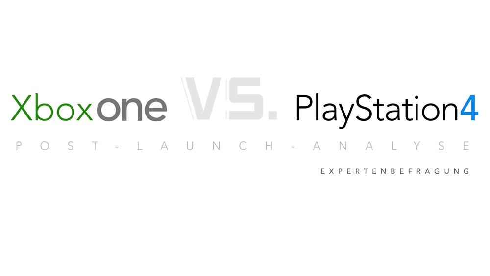 Playstation 4 gegen Xbox One: Post-Launch Befragungsergebnisse von Fachmedien
