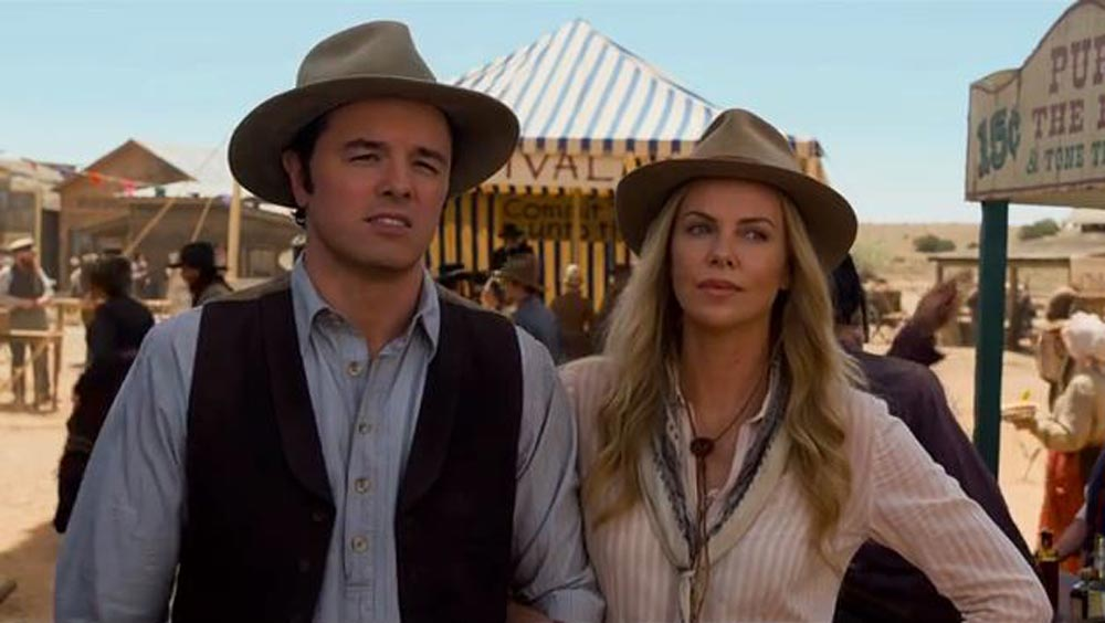 Trailer: A Million Ways To Die In The West
