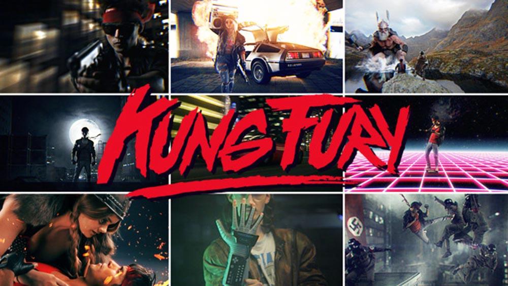 Clip des Tages: Kung Fury