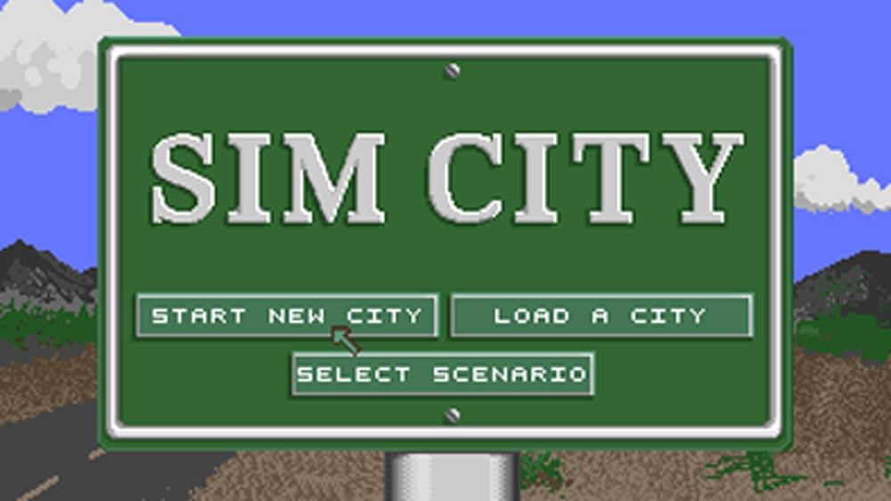 SimCity-©-1989-Maxis