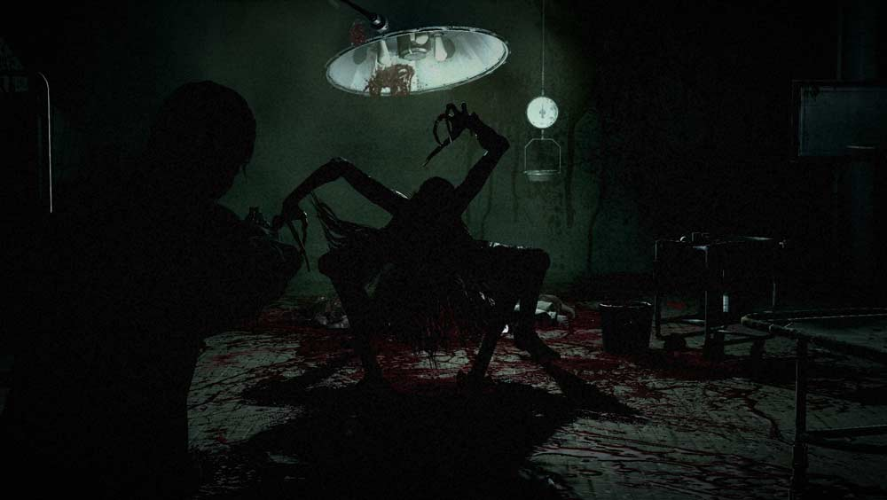 The Evil Within Concept-Artwork und Screenshots