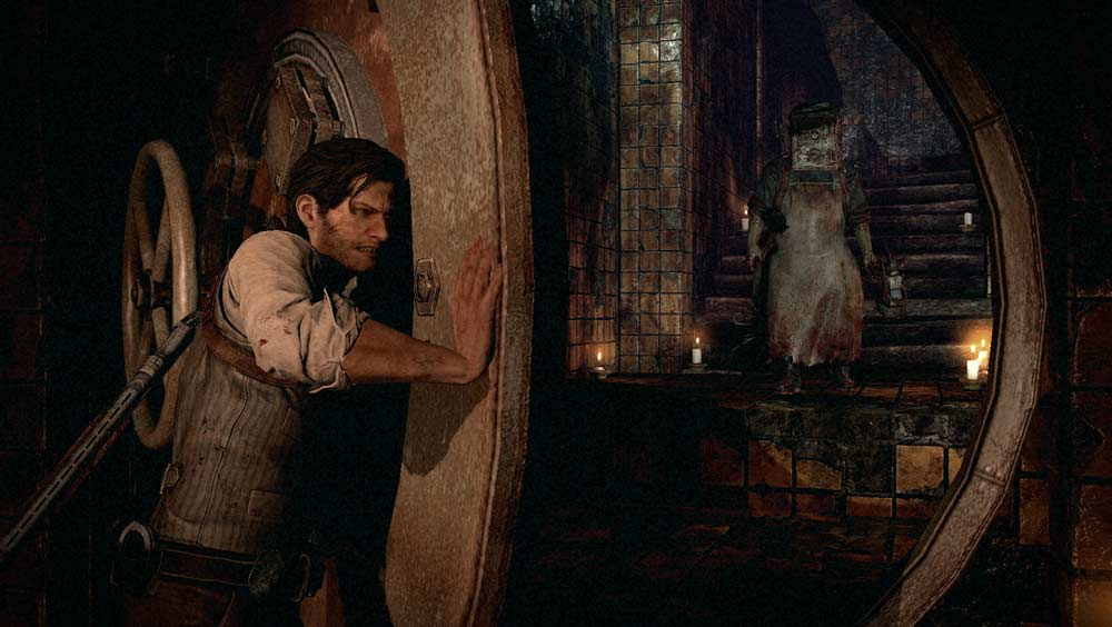 Clip des Tages: The Evil Within (60 Minuten Gameplay)