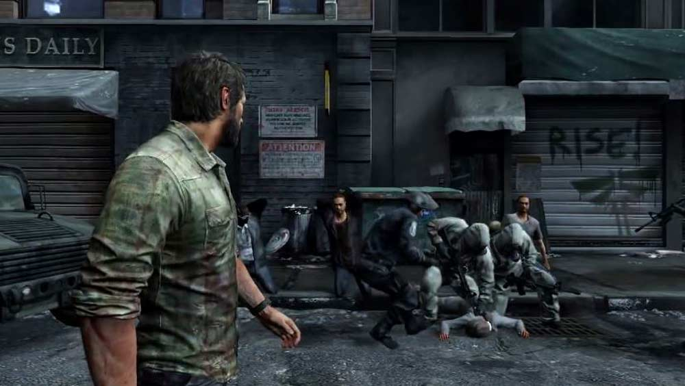 Clip des Tages: The Last of Us Music Video