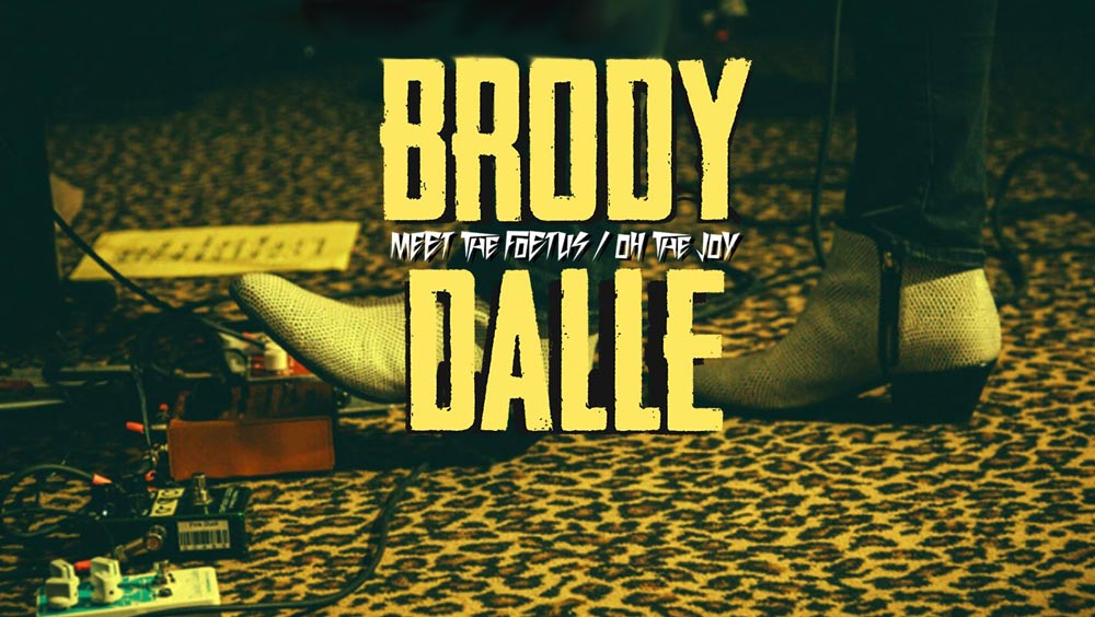 Track der Woche: Brody Dalle – Meet the Foetus