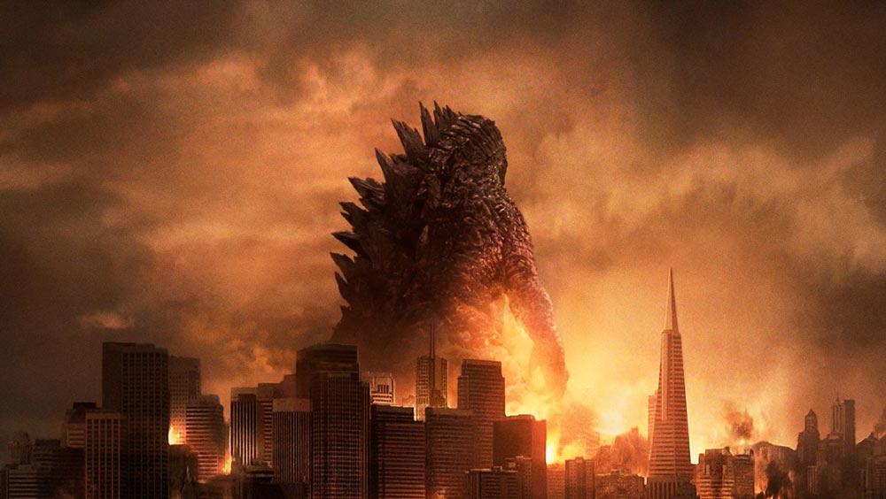 Trailer: Godzilla (#2)