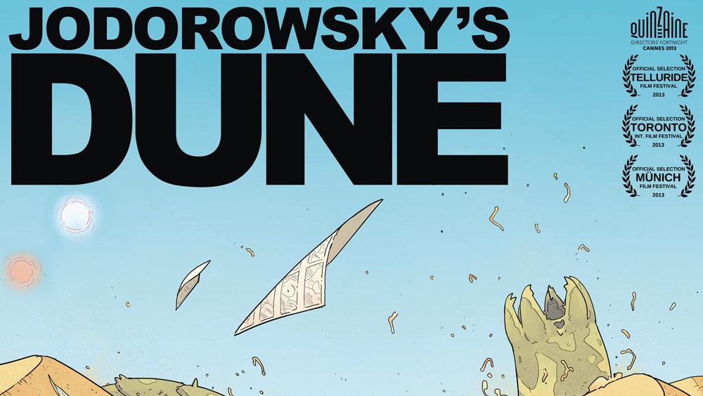 Trailer: Jodorowsky's Dune