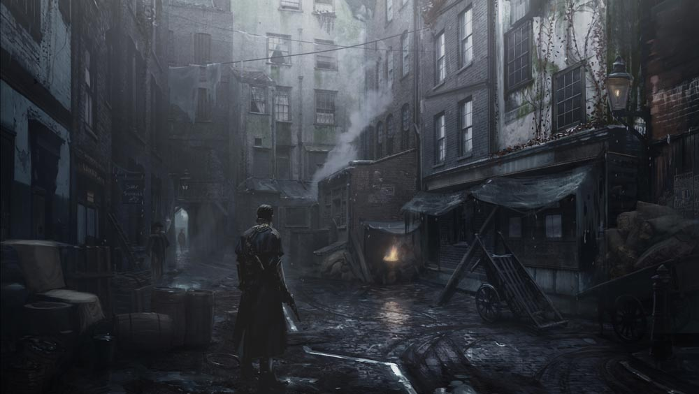 Trailer: The Order: 1886 (PS4 Gameplay)