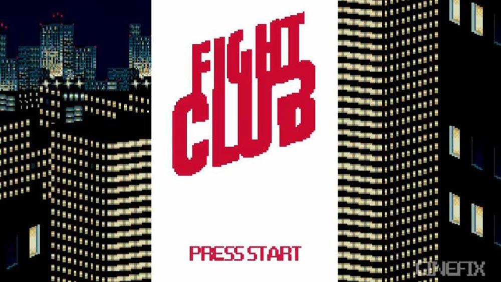 Clip des Tages: Fight Club (8-Bit Version)