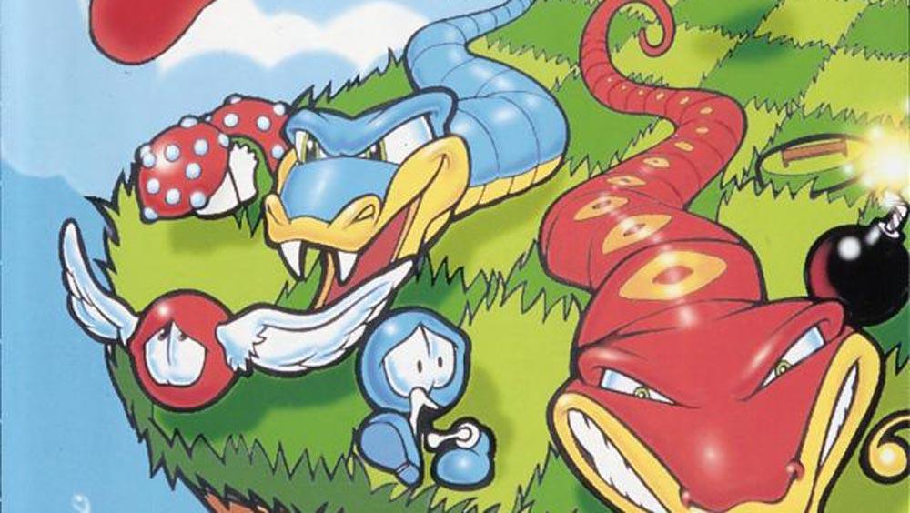 Snake-Rattle-n-Roll-©-1990-Rare,-Sega