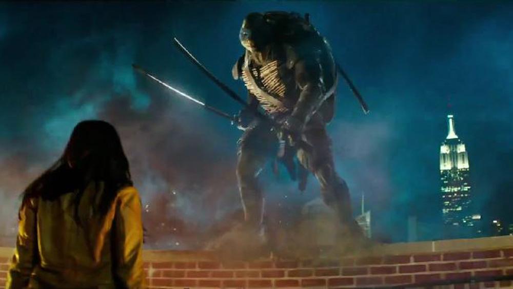 Trailer: Teenage Mutant Ninja Turtles