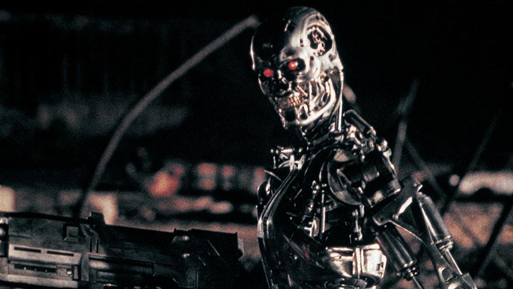 Clip des Tages: Terminator 2 Teaser (Endoskeleton Factory)