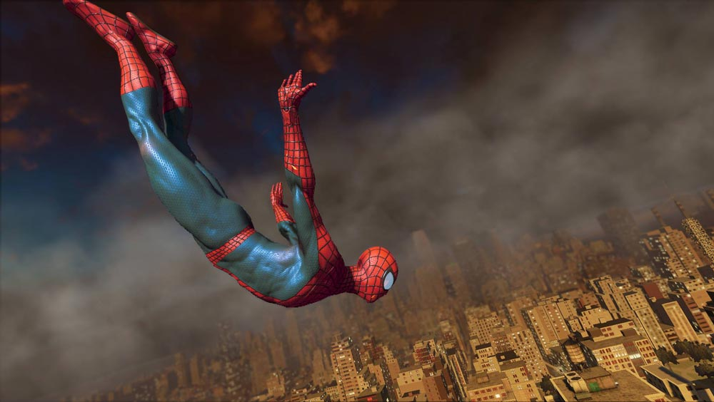 Clip des Tages: The Amazing Spider-Man 2 (PS4-Gameplay)