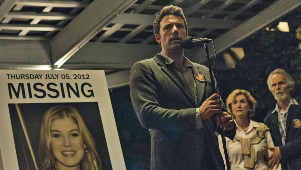 Trailer: Gone Girl