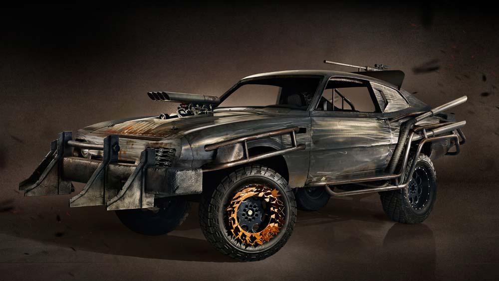 Trailer: Mad Max – Magnum Opus